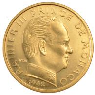 Monaco, Rainier III, 20 Centimes - Monaco