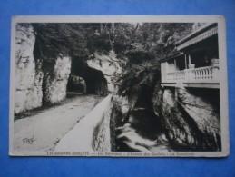 26-LES GRANDS GOULETS Les Baraques , La Vernaison - Les Grands Goulets
