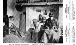 Zele - Kamer Der Haarsnijders - Tentoonstelling Van Den Huisarbeid 1910 Brussel - Bruxelles - Zele