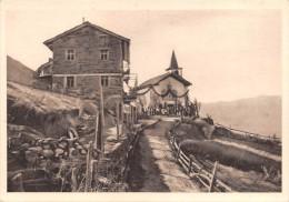 """03226 """"(AOSTA) ST. VINCENT - RISTORO D'AMAY E SAGRA DI S. GRATO M. 1429"""" ANIMATA.                 CART. NON  SPED. - Aosta"""