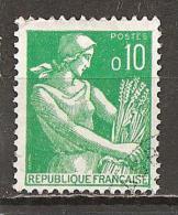 Frankreich 1959 - Michel 1227 Gest. - 1957-59 Mäherin