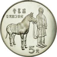 Chine, République, 5 Yuan - Chine