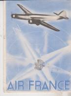 Carte Air France 1938 Cote Française De Somalis Colonie Française Pour Wattrelos - 1919-1938: Entre Guerres