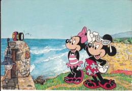 GREECE - Disney/Mickey & Mini, Crete/Malia, Unused - Unclassified