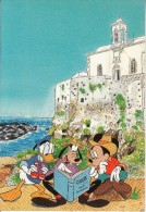 GREECE - Disney/Donald-Goofy-Mickey, Crete/Chryssoskalitissa, Unused - Disney