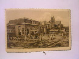 A/p-2- 95 / Overijssel - Goor / Hotel-Restaurant Trianon. Dégustation Des Biéres D´Ixelles Et Delbruyère De Châtelet - Goor