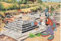GREECE - Disney/Goofy, Crete/Gortis, Unused - Disney