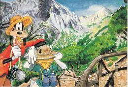 GREECE - Disney/Goofy & Donald, Crete/Samaria Gorge, Unused - Greece
