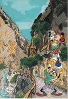 GREECE - Disney/Goofy-Donald-Mickey, Crete/Samaria Gorge, Unused