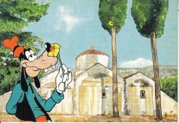 GREECE - Disney/Goofy, Crete/Kritsa, Unused - Disney