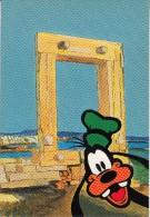 GREECE - Disney/Goofy, Naxos Island, Unused - Disney