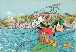 GREECE - Disney/Goofy, Kefalonia Island/Fiskardo, Unused
