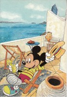 GREECE - Disney/Mickey Mouse, Santorini Island, Unused - Disney