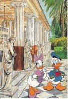 GREECE - Disney/Daisy & Donald, Corfu Island/Achilion, Unused - Disney