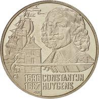 Pays-Bas, European Coinage Test, 5 Euro, Politics, Society, War, Medal, 1996,... - Pays-Bas