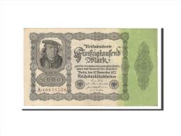 Allemagne, 50,000 Mark, 1922, KM:79, 1922-11-19, TTB - [ 3] 1918-1933 : Weimar Republic