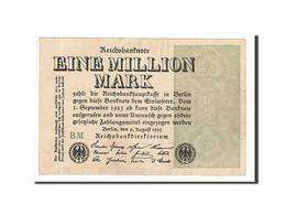 Allemagne, 1 Million Mark, 1923, KM:102c, 1923-08-09, TTB - [ 3] 1918-1933 : Weimar Republic