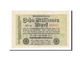 Allemagne, 10 Millionen Mark, 1923, KM:106a, 1923-08-22, SUP - [ 3] 1918-1933 : Weimar Republic