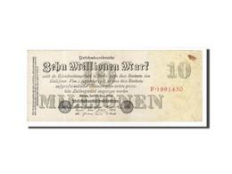 Allemagne, 10 Millionen Mark, 1923, KM:96, 1923-07-25, TTB - [ 3] 1918-1933 : Weimar Republic