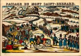 PASSAGE DU MONT ST-BERNARD....CPM - Guerres - Autres