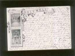 Holywell N. Wales St Winefride's Well & Plunge Bath - Flintshire