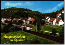 Heigenbrücken Im Spessart  -  Ansichtskarte Ca. 1991    (5426) - Aschaffenburg