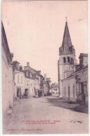 139-environs De SAUMUR - Eglise De St-MARTIN-de-la PLACE -ed. Fr Voelcker - Saumur