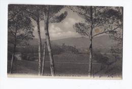 CPA 30 - CENDRAS - Vallée Du Château De La Fare - Jolie Vue - Andere Gemeenten