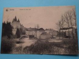 L'Ourthe Au Vieux Pont ( Jos Albert Detroz ) Anno 1908 ( Zie Foto Voor Details ) !! - Durbuy