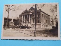 Le Palais De Justice ( Fotokaart ) Anno 19?3 ( Zie Foto Voor Details ) !! - Marche-en-Famenne