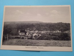 Verlaine S/ Ourthe Panorama Café SEPUL ( Vranken ) Anno 1966 ( Zie Foto Voor Details ) !! - Verlaine