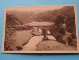 L'Ourthe Au Pont De Rensiwez ( Série 11 N° 24 ) Anno 19?? ( Zie Foto Voor Details ) !! - Houffalize