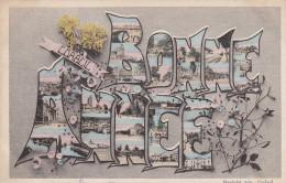 (k) Corbeil - Bonne Année - Corbeil Essonnes