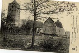 62 VILLERS Au BOIS Guerre 1914.1915 L´Eglise - France