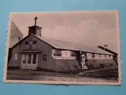 Noodkerk Van Het H. Kruis ( Van Der Burgt ) Anno 19?? ( Zie Foto Voor Details ) !! - Willebroek