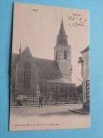 KERK ( Serie L N. 109 Hermans ) Anno 1904 ( Zie Foto Voor Details ) !! - Edegem