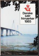 1985. Danske Sær- Frimærker. Year Set.  (Michel: ) - JF177597 - Denmark