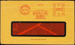 1928. KØBENHAVN 26.9.28. 0 25 ØRE MAGASIN DU NORD.  (Michel: ) - JF177619 - Non Classés