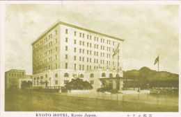 JAPAN - KYOTO HOTEL - Kyoto