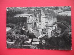 Burg Kreuzenstein.Fliegeraufnahme - Korneuburg