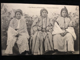LE MAROC PITTORESQUE - Femmes Marocaines - Maroc