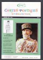 REVUE: CARTES POSTALES ET COLLECTION, N°148, 1992/6 - Français
