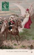 Les Alliés Conduits Par La Victoire - Guerre 1914-18