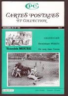 REVUE: CARTES POSTALES ET COLLECTION, N°109, MAI JUIN 1986, DU SANG DANS L'ARENE - French
