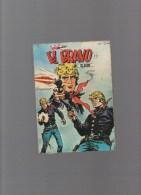 EL BRAVO,album N° 17 Avec N°49,50,51 - Autres Auteurs
