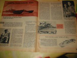 """Navire De Guerre Le """"PATROUILLEUR 109 """" - Boats"""