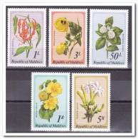 Maldiven 1979, Postfris MNH, Flowers - Maldiven (1965-...)