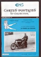 REVUE: CARTES POSTALES ET COLLECTION, N°113 , JANV FEV 1987 - French