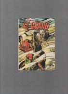 EL BRAVO,album N° 20 Avec N°58,59,60 - Autres Auteurs