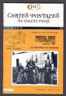 REVUE: CARTES POSTALES ET COLLECTION, N°114 , MARS AVRIL 1987 - Français